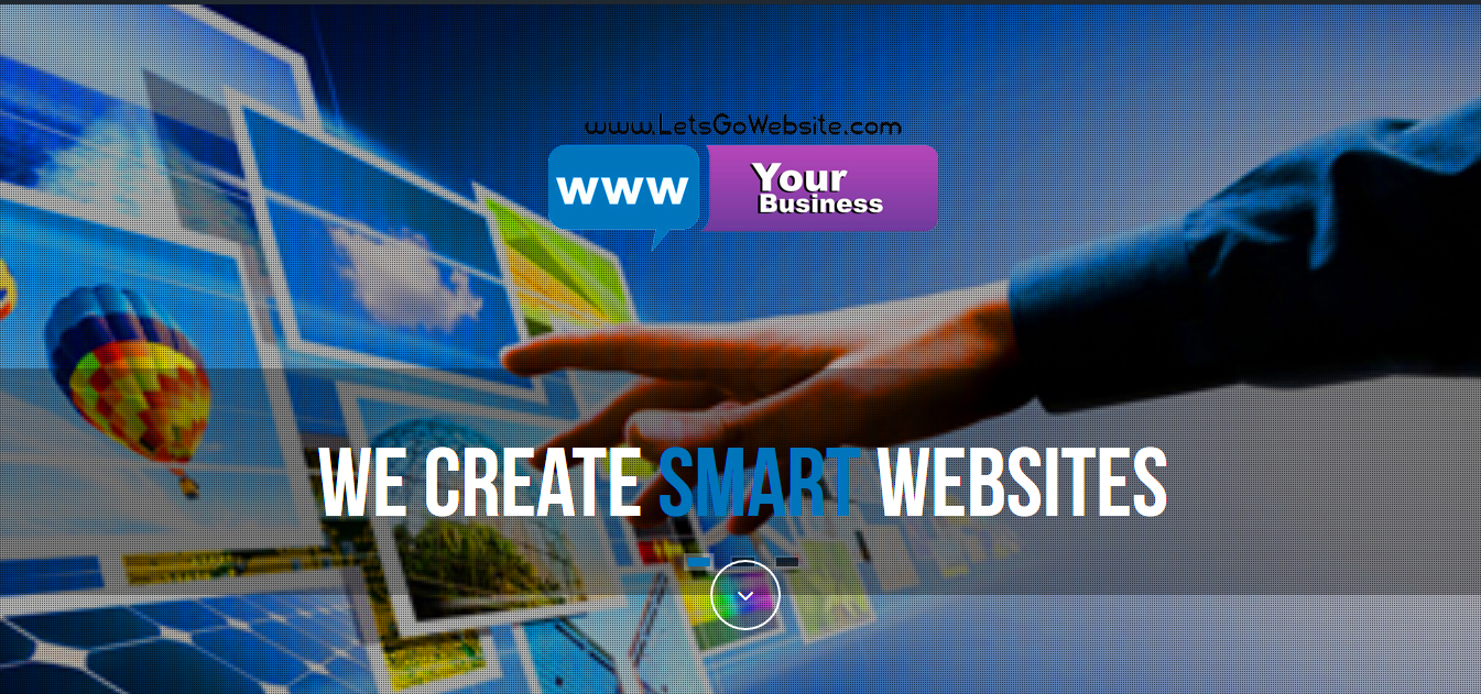 Let s go website web development consulting services Go to the website